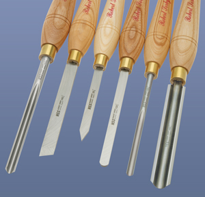 Packard Woodworks The Woodturner S Source 6 Piece