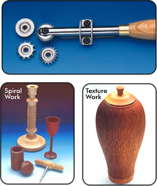 Packard Woodworks The Woodturner S Source Spiraling